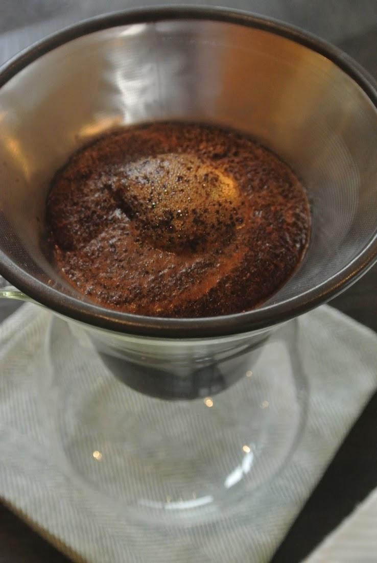 Inuit coffee roaster(イヌイットコーヒーロースター)のハンドドリップセミナー