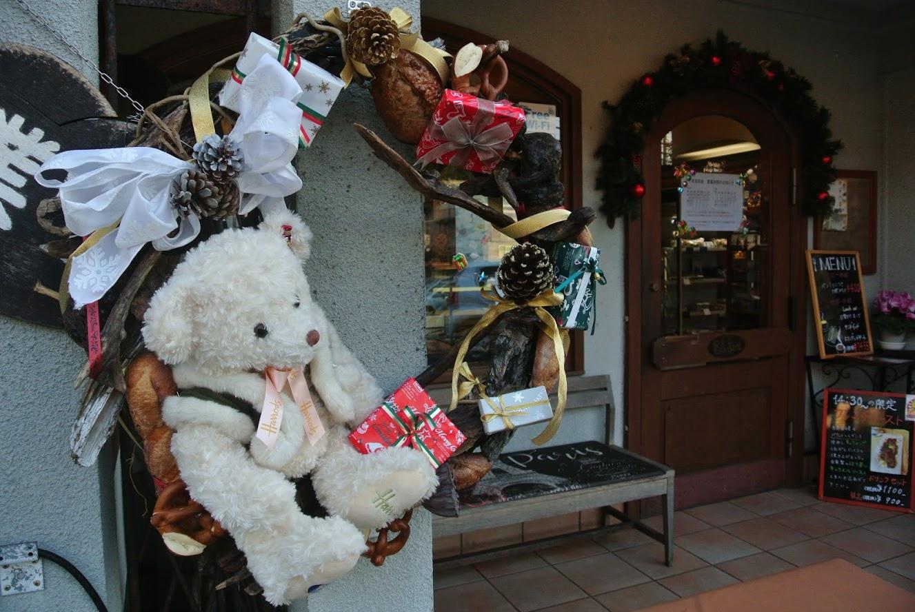 Bl'e Dore(ブレドール)葉山のクリスマス