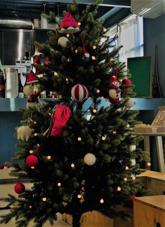 HOLIZONTAL(ホリゾンタル)のクリスマス